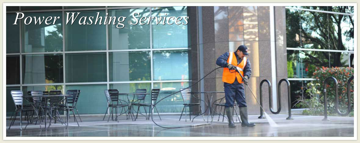 Residential and Commercial Power Washing Pressure Washing Service MN