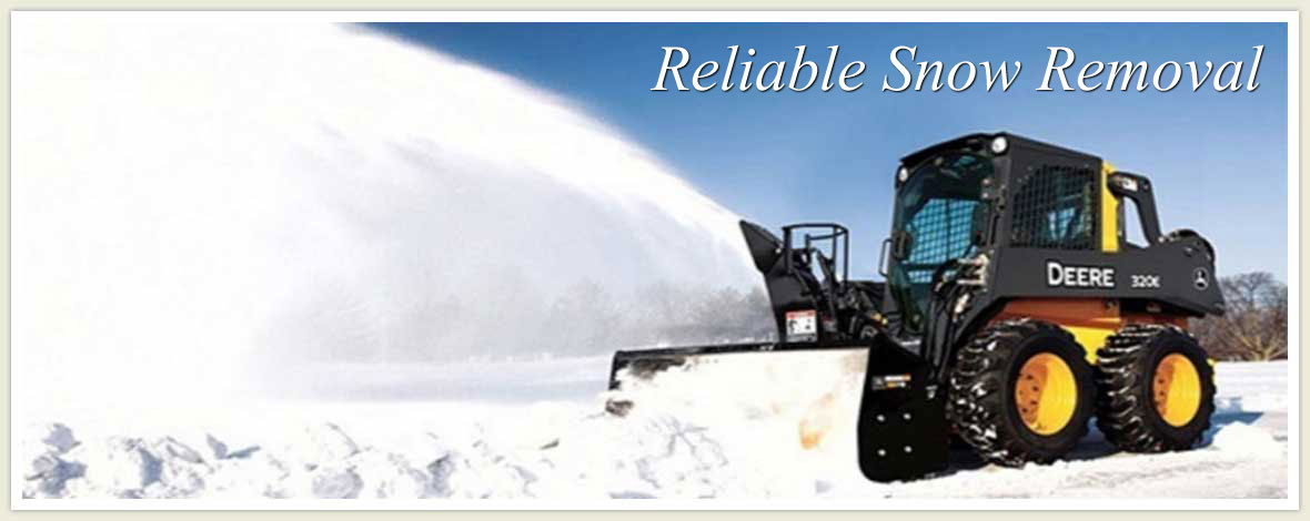 Commercial and Residential Snow Removal Service MN