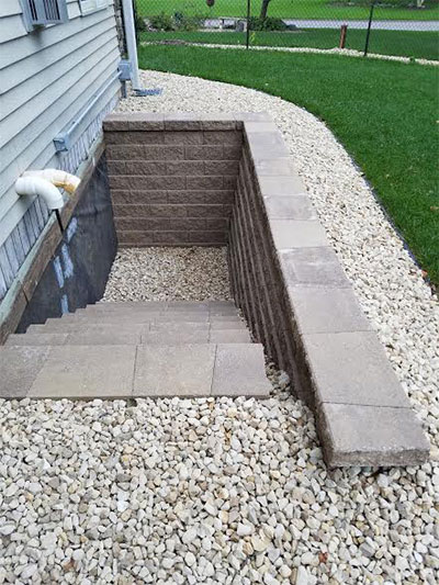 Retaining Wall Landscaping Contractor MN